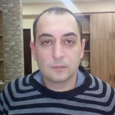 Профиль пользователя Vakhtang