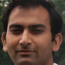 Gebruikersprofiel Amitabh