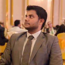 Profil utilisateur de Dhanuja