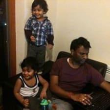 Gebruikersprofiel Rajendra