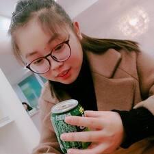 银洁 felhasználói profilja