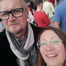 Kristiina & Timo on supermajoittaja.