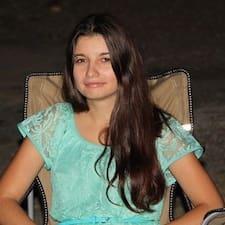 Nina - Uživatelský profil