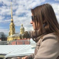 Kseniya Brukerprofil