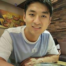 Profil utilisateur de Baek