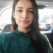Profil utilisateur de Megha