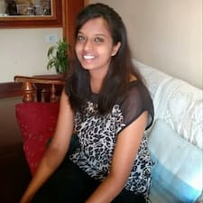 Madhupriya User Profile