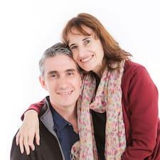 Natalie & Peter felhasználói profilja