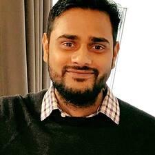 Perfil do usuário de Mohammad