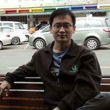 盈璋 User Profile