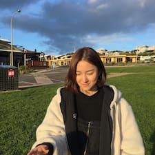 Yubin felhasználói profilja