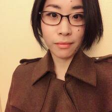 Perfil do utilizador de Mayuko