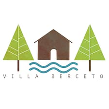 Villa Berceto User Profile