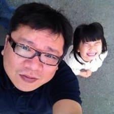 Användarprofil för Chuan Kai
