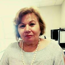 Patricia的用戶個人資料