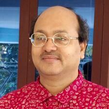Dr. Partha的用戶個人資料