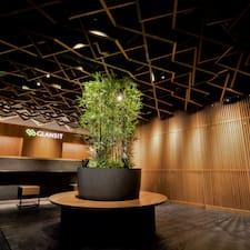 Glansit Kyoto Kawaramachi是超讚房東。