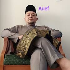 Ariefulddin - Profil Użytkownika