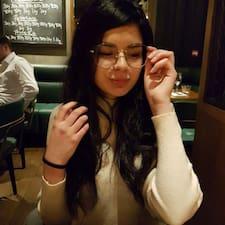 Hayleen User Profile