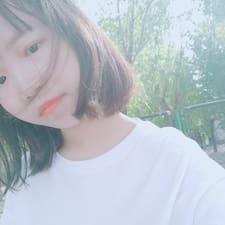 江月 - Uživatelský profil