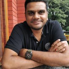 Användarprofil för Sandeep