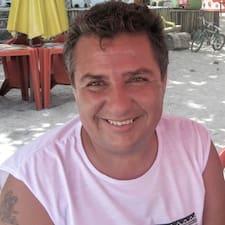 Användarprofil för Paulo