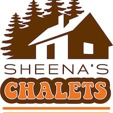 Sheena'S Chalets je superhostitelem.