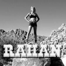 Användarprofil för Rahan