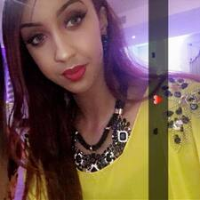 Profil utilisateur de Asha
