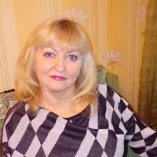 โพรไฟล์ผู้ใช้ Наталья