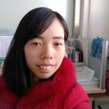 Henkilön 银芳 käyttäjäprofiili