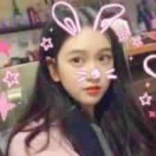 Profil utilisateur de 蓝滢