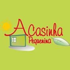 A Casinha Pequenina felhasználói profilja