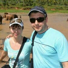 Елена И Сергей User Profile