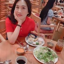 Профіль користувача Uhyeon