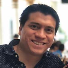Profil Pengguna Rigoberto