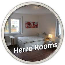 Herzo Rooms User Profile