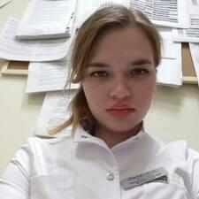Nutzerprofil von Татьяна