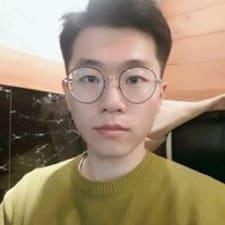 Gebruikersprofiel Jeongmin