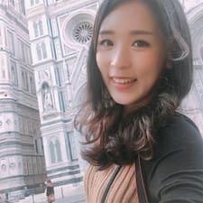 Gebruikersprofiel Yujin