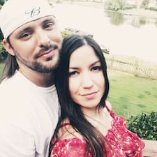 Sharon User Profile