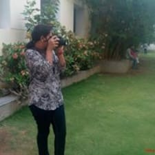 Profil utilisateur de Sandhya