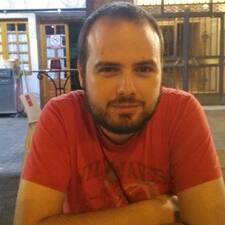 Profil Pengguna Pablo Manuel