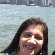 Arpita felhasználói profilja