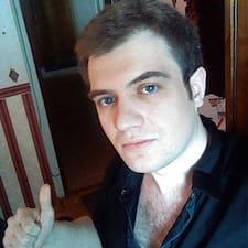Användarprofil för Дмитрий (Dmitry)