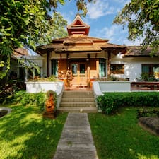Learn more about the host, Khum Nakorn Villa.