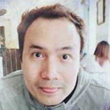 Profil Pengguna Ditsapong