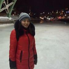 Qian (Jane) felhasználói profilja