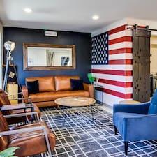 Americana Modern Hotel Brugerprofil