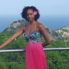 Ebony felhasználói profilja